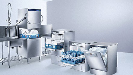 Miele Marine Dishwashing technology